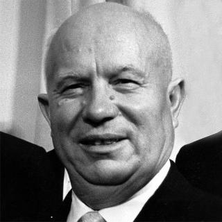[Image of Nikita Khrushchev]