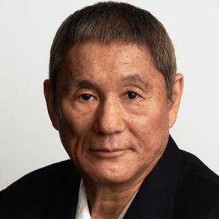 [Image of Takeshi Kitano]
