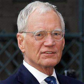 [Image of David Letterman]