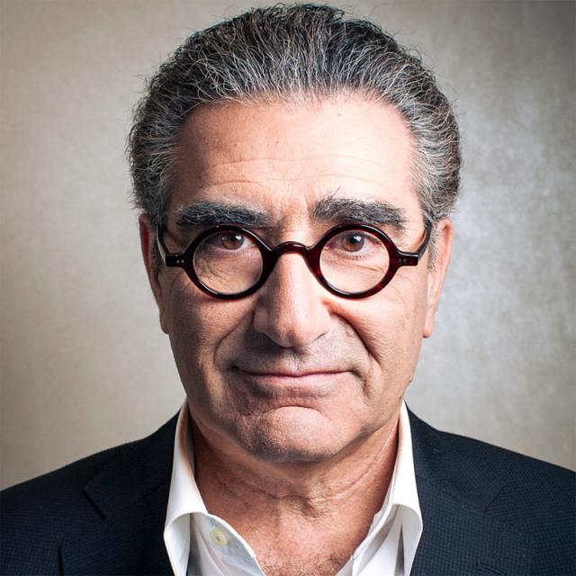 [Image of Eugene Levy]