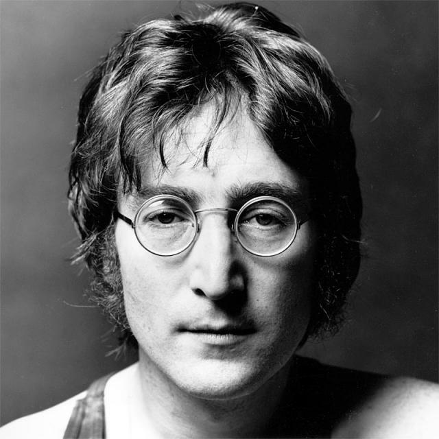 [Image of John Lennon]