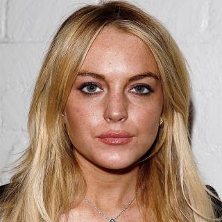 [Image of Lindsay Lohan]