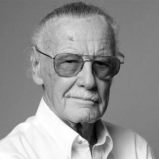 [Image of Stan Lee]
