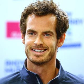 [Image of Andy Murray]