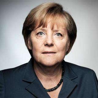 [Image of Angela Merkel]