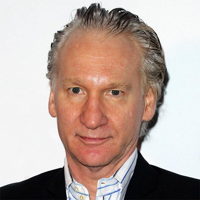 [Image of Bill Maher]