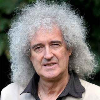 [Image of Brian May]