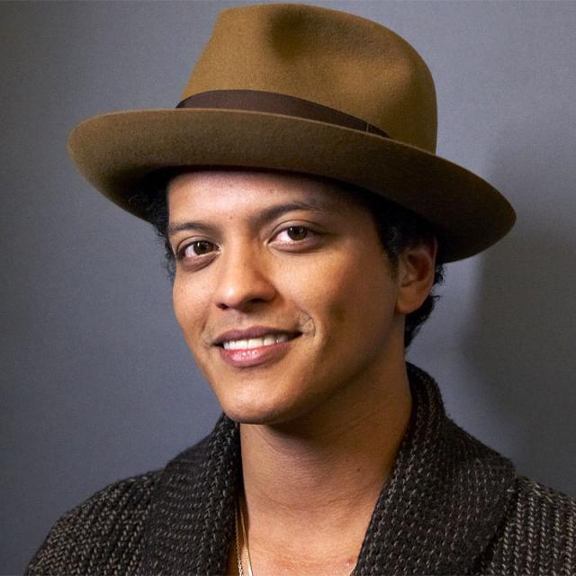 [Image of Bruno Mars]