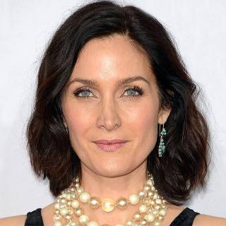 [Image of Carrie-Anne Moss]