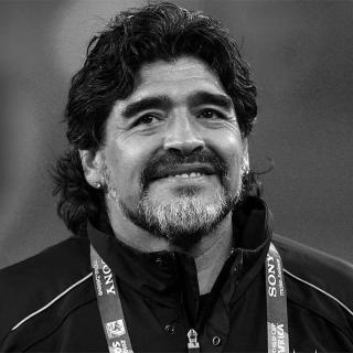 [Image of Diego Maradona]