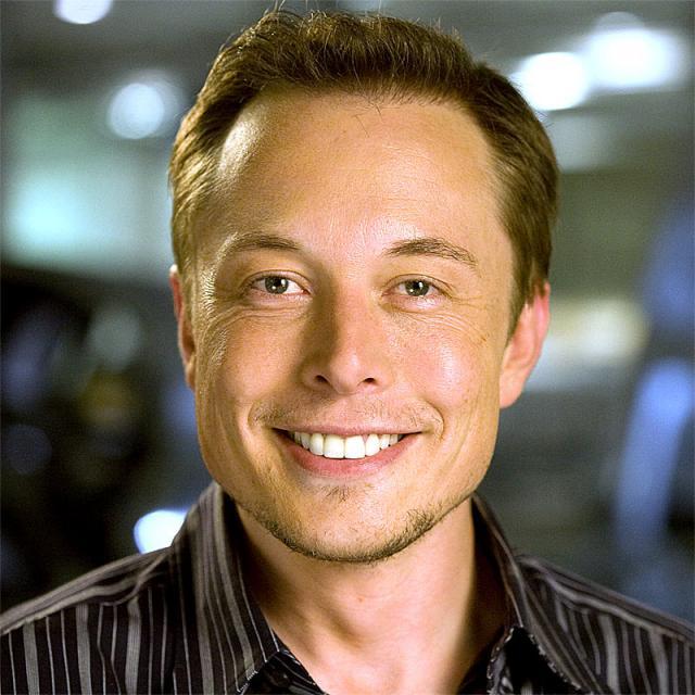 [Image of Elon Musk]