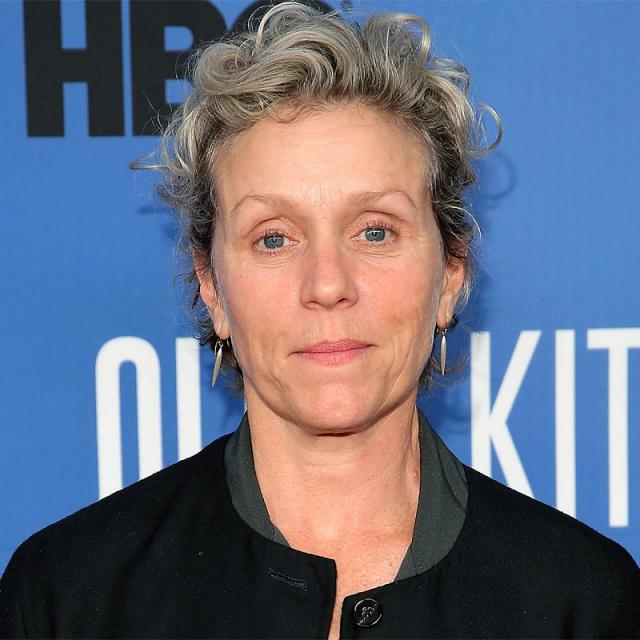 [Image of Frances McDormand]