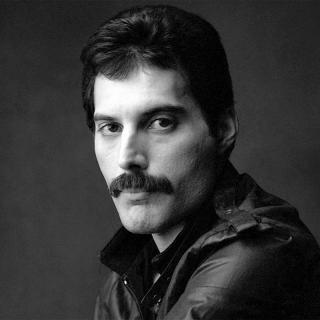 [Image of Freddie Mercury]
