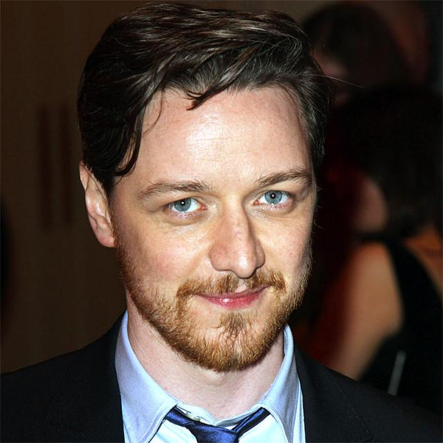 [Image of James McAvoy]