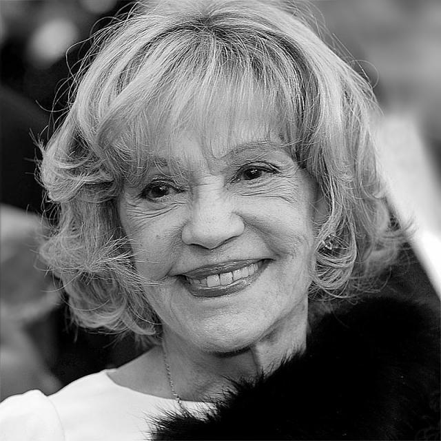 [Image of Jeanne Moreau]
