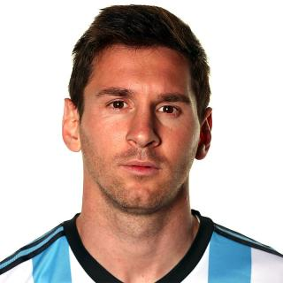 [Image of Lionel Messi]