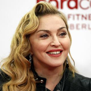 [Image of Madonna]