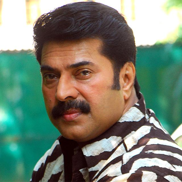 [Image of Mammootty]