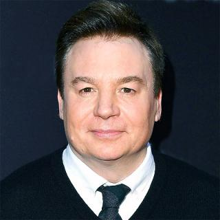 [Image of Mike Myers]