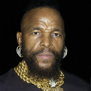 [Image of Mr. T]