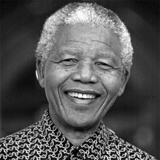 [Image of Nelson Mandela]