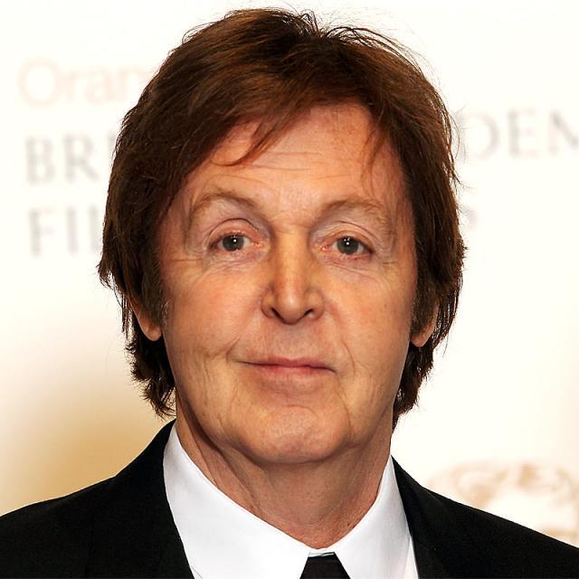 [Image of Paul McCartney]