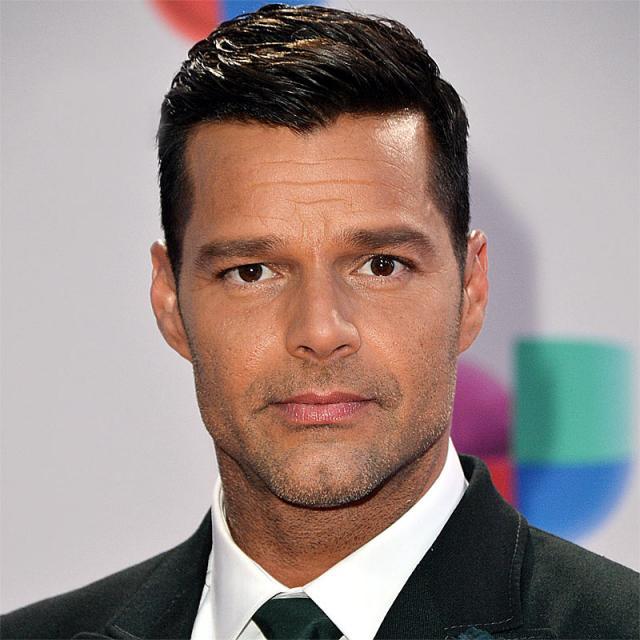 [Image of Ricky Martin]