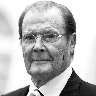 [Image of Roger Moore]