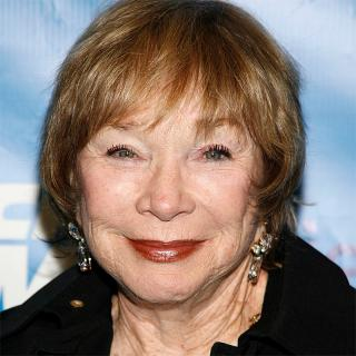 [Image of Shirley MacLaine]