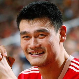 [Image of Yao Ming]