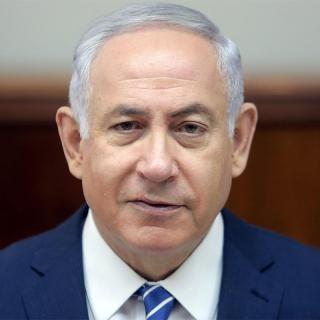 [Image of Benjamin Netanyahu]