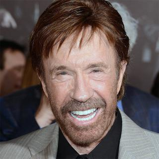 [Image of Chuck Norris]