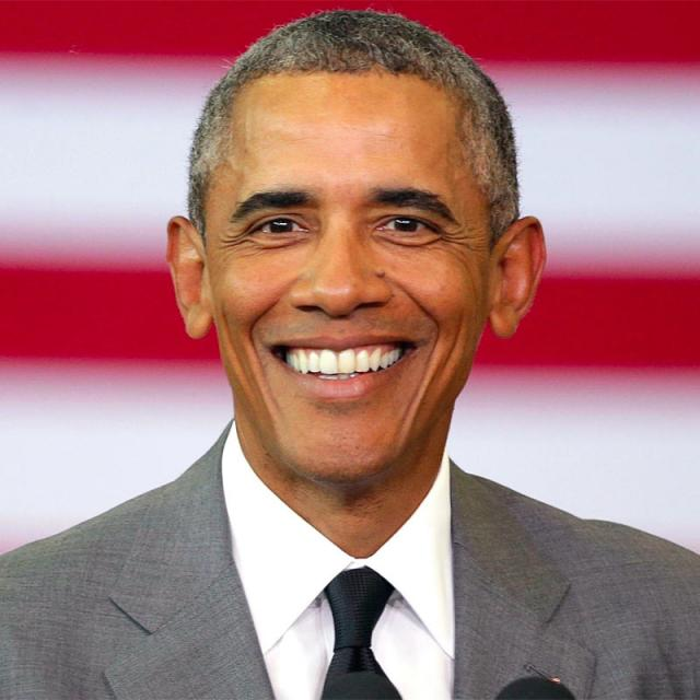 [Image of Barack Obama]