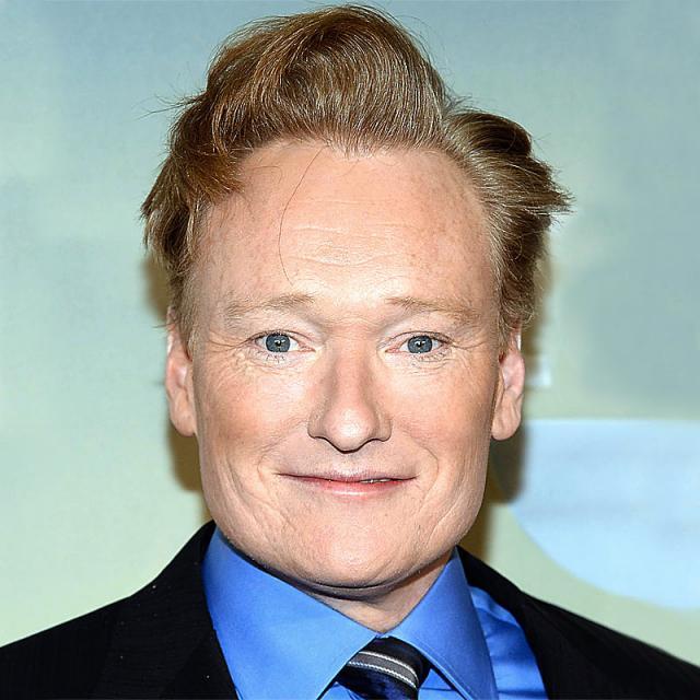 [Image of Conan O'Brien]