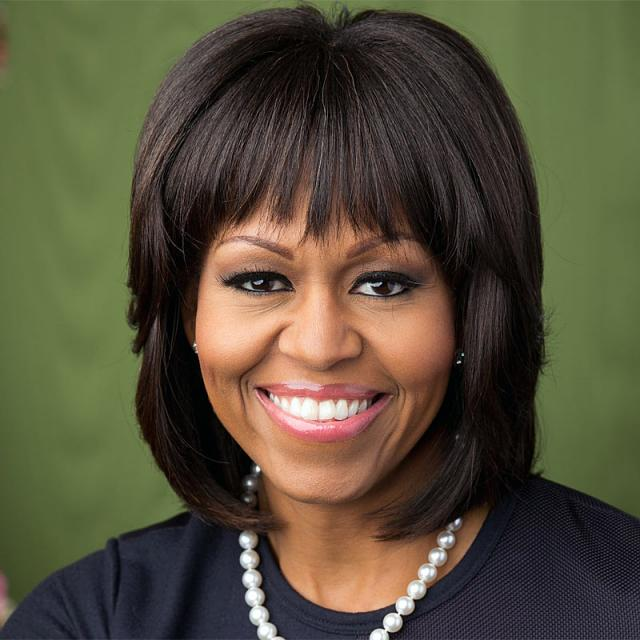 [Image of Michelle Obama]