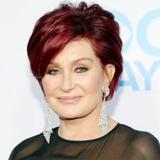 [Image of Sharon Osbourne]