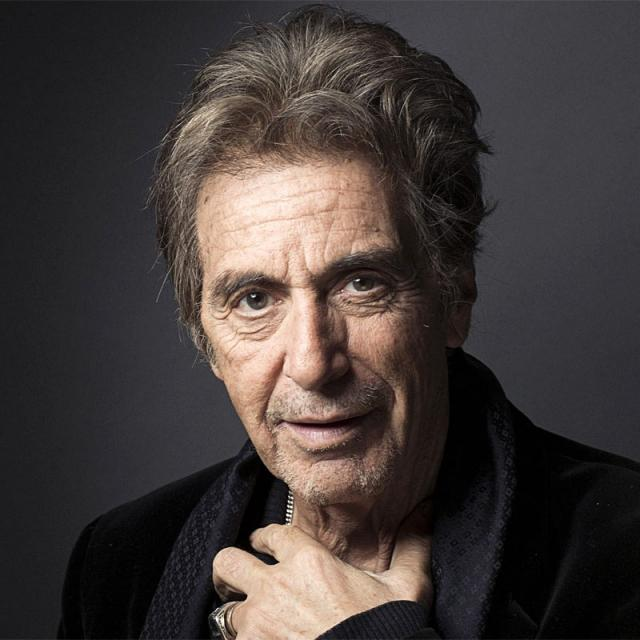 How tall is Al Pacino?...