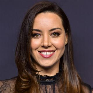 [Image of Aubrey Plaza]