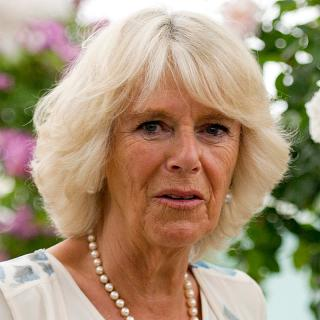 [Image of Camilla Parker Bowles]
