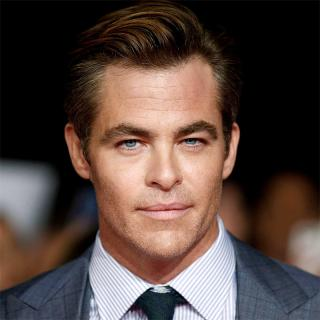 [Image of Chris Pine]
