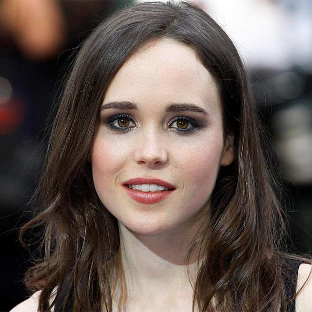 [Image of Ellen Page]