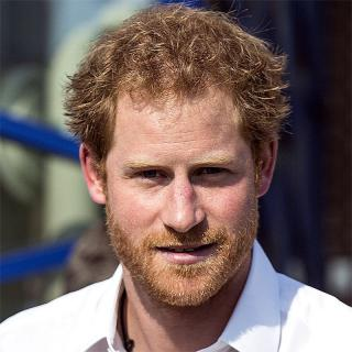 [Image of Prince Harry]