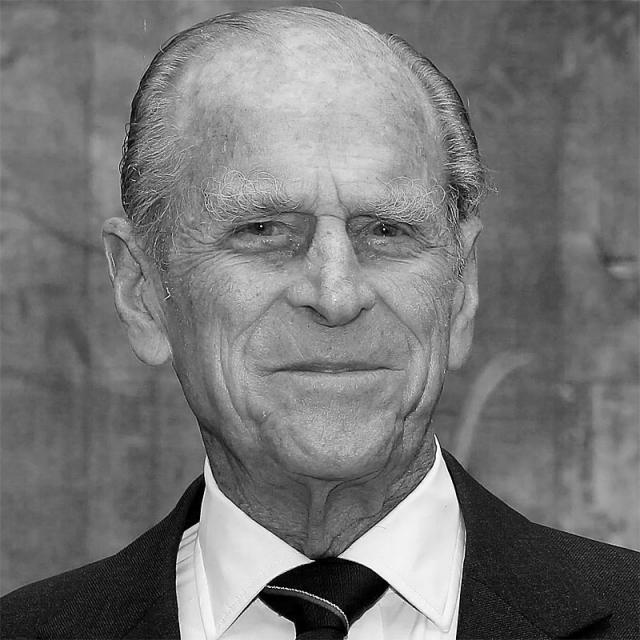 [Image of Prince Philip]