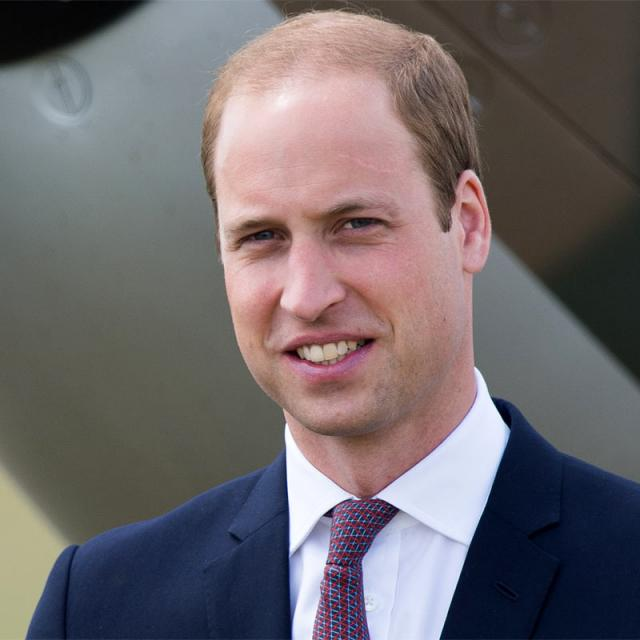 [Image of Prince William]