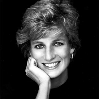 [Image of Princess Diana]