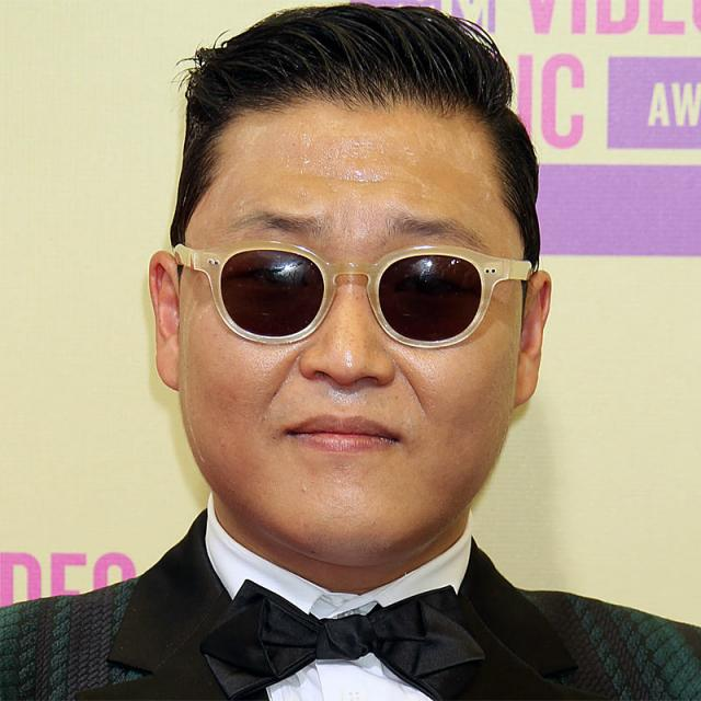 [Image of Psy]