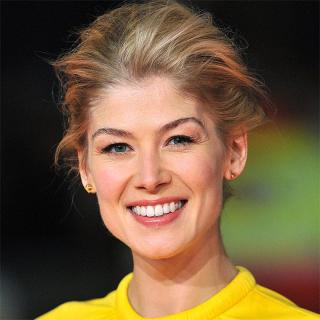 [Image of Rosamund Pike]
