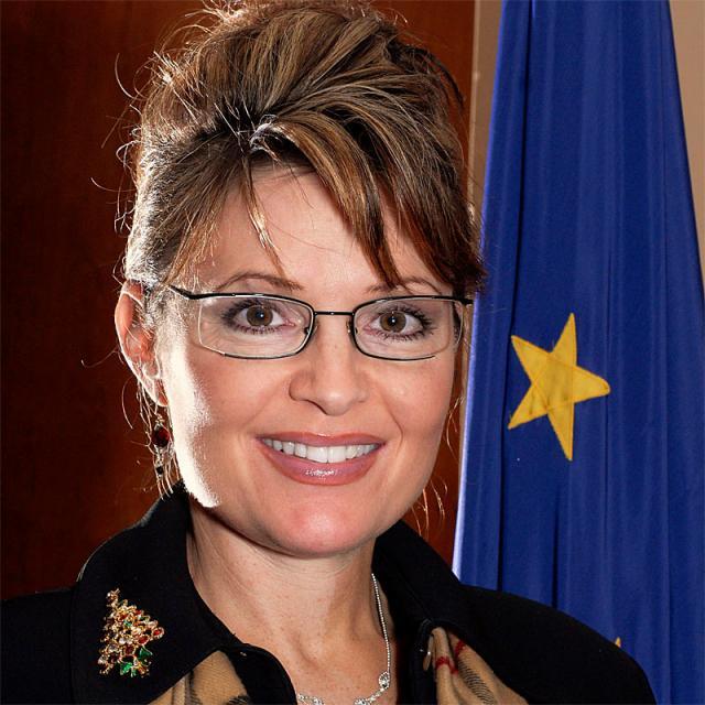 [Image of Sarah Palin]