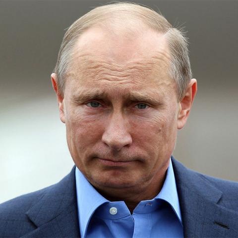 [Image of Vladimir Putin]