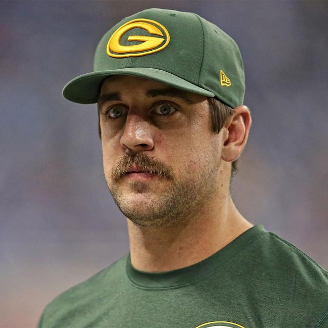 [Image of Aaron Rodgers]